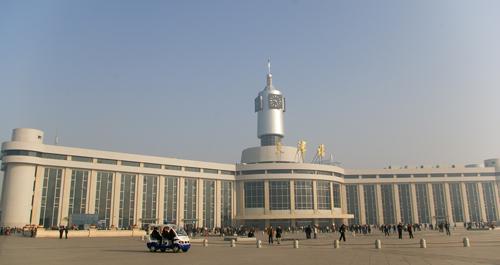 Gare-Tianjin